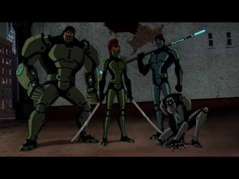 (103) Batman - El misterio de Capucha Roja (Batman & Capucha Roja vs. Secuaces de Mascara Negra) - YouTube