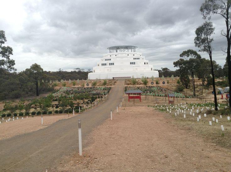 Great Stupa of Universal Compassion-Bendigo