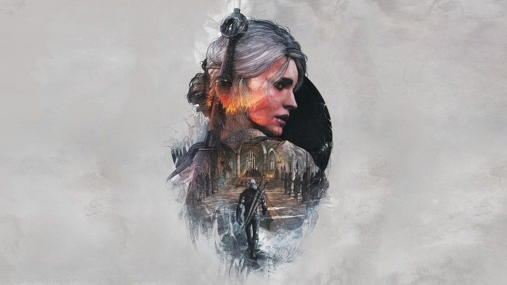 Download Ciri the Witcher 3 Wild Hunt Game Wallpaper Girl 2560x1440