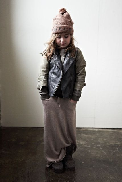 Kids style | DashionMouse....very stylish outfit!