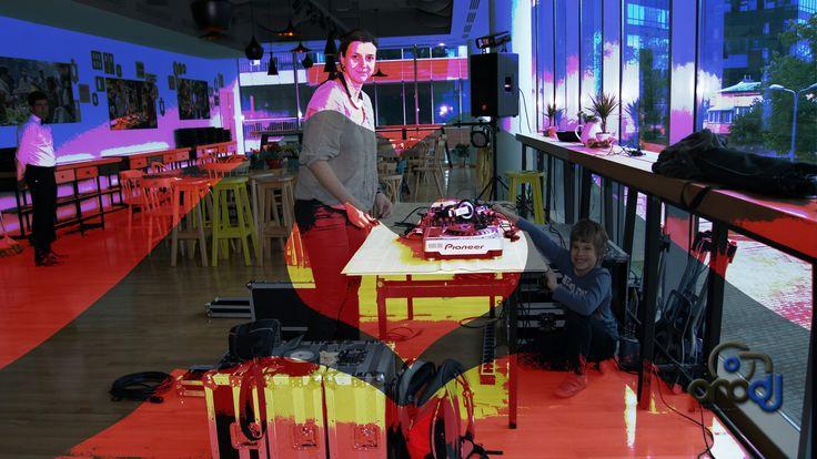 pro DJ™ setup @ Stradale