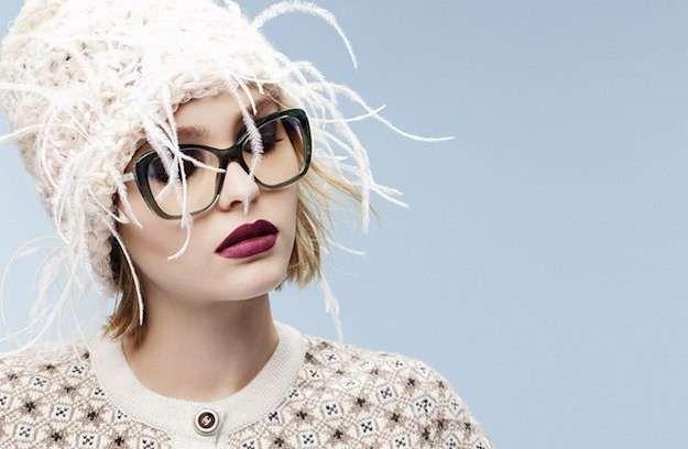 Gafas graduadas 2015-2016: fotos de los modelos - Chanel gafas graduadas