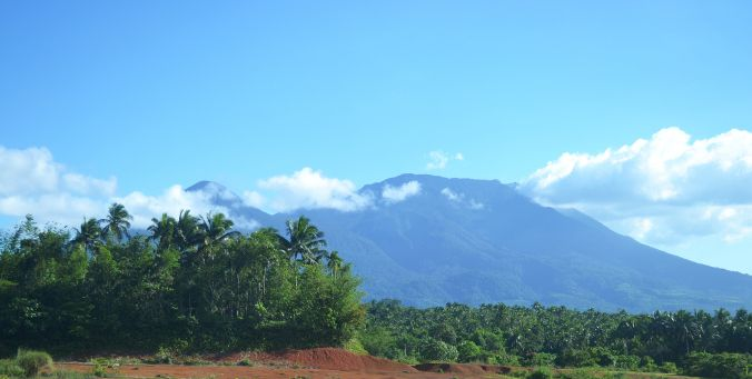 A view of Mt. Makiling.1
