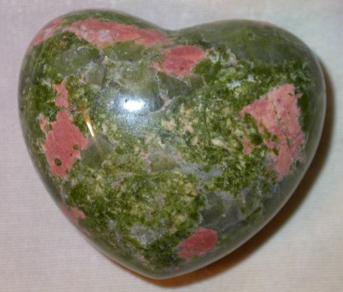 Unakite Also Called Epidote Derives Its Name From The