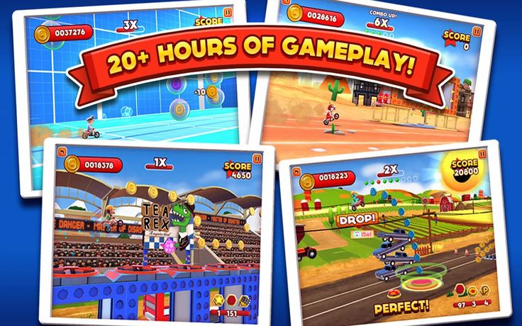 Joe Danger [Game] [Android] | Android Apps & Games