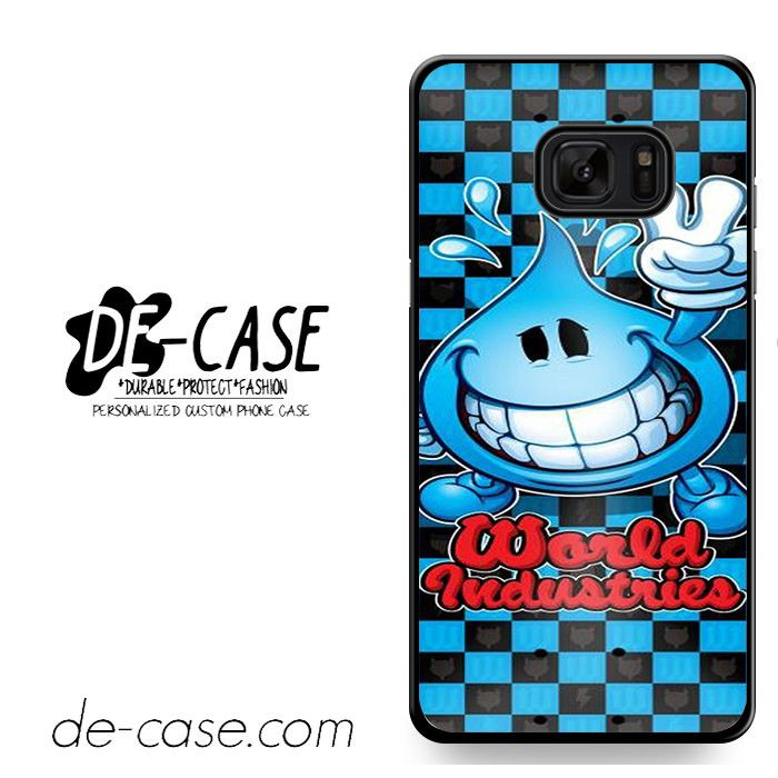 World Industries Skateboard DEAL-12063 Samsung Phonecase Cover For Samsung Galaxy Note 7