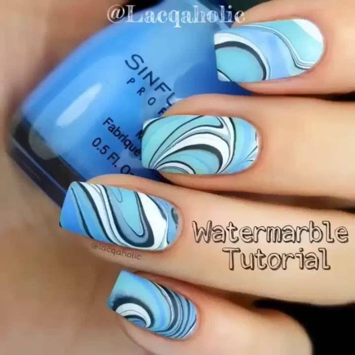 дизайн ногтей 2016 | дизайн ногтей для начинающих | красивый маникюр #4