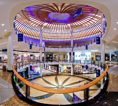 Bahrain City Shopping mall! The malls are 7 and 8 stories high...it's a site for all the shoppers out there.