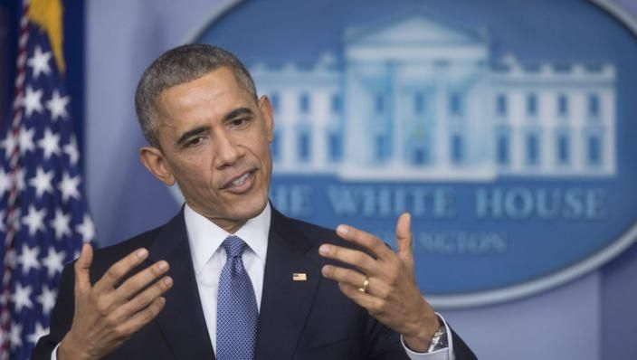 Obama beantwoordt brief van jongetje aan Kerstman