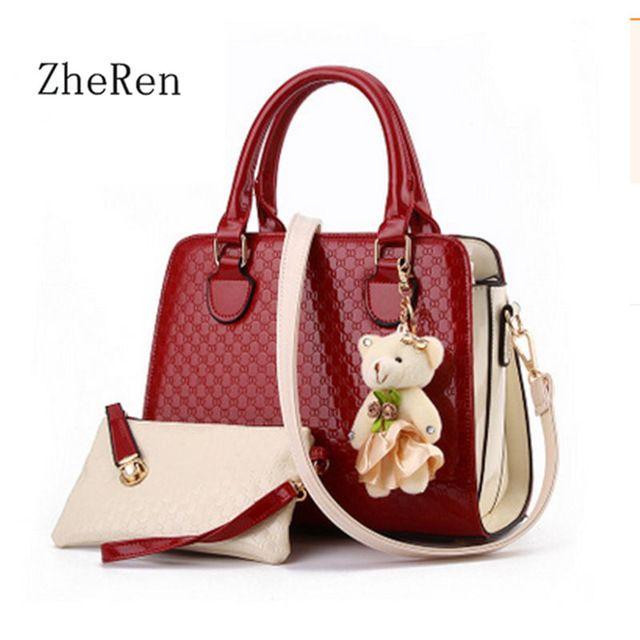 The Famous Women's designer brands Handbags Women  Crossbody bags  Women bag ladies handbags retro bag for women