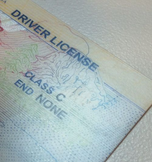 Check your driver's license expiration date