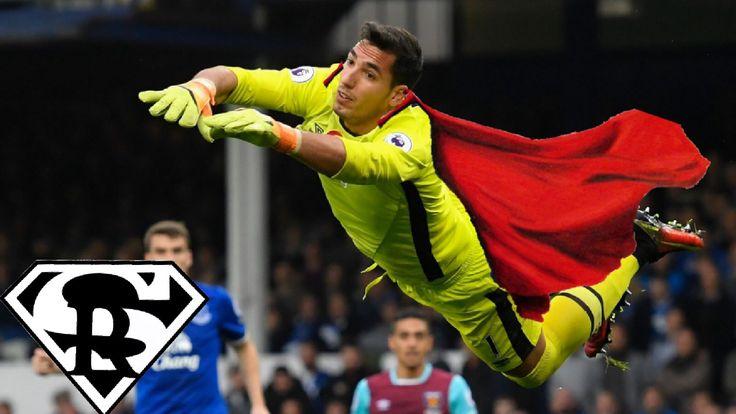 Everton's Joel Robles  Super Robles funny edit