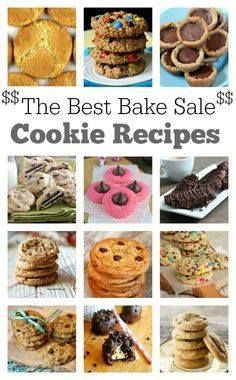 Best Cookie Recipes Best Cookie Recipes for a Bake Sale- these are going to be the cookies that bring in the most cash for your event: Snickerdoodles Monster Cookies Peanut Butter Cup Cookies M&M Cookies Perfect Chocolate Chip Cookies Oreo-Stuffed Chocolate Chip Cookies Oatmeal Chocolate Chip Cookies and MORE! Recipe : http://ift.tt/1hGiZgA And @ItsNutella  http://ift.tt/2v8iUYW  Best Cookie Recipes Best Cookie Recipes for a Bake Sale- these...