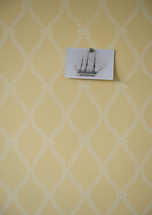 wallpaper by Farrow & Ball