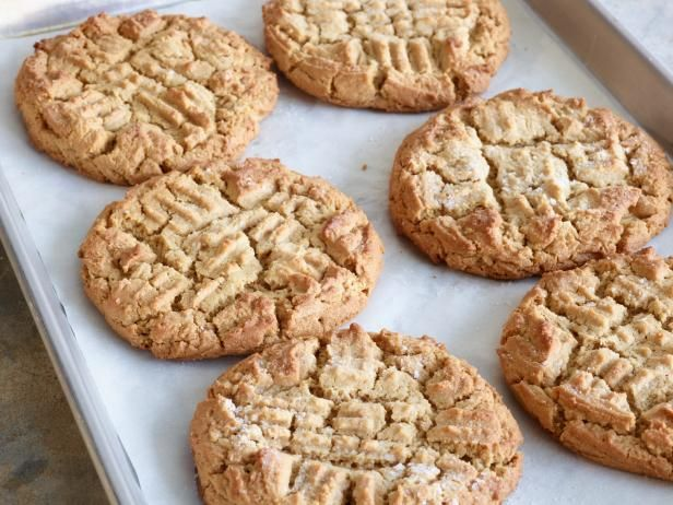 Farmhouse Rules Nancy Fuller's Peanut Butter Cookies Recipe from Food Network