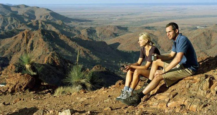 Extraordinary open spaces, luxurious adventure travel.