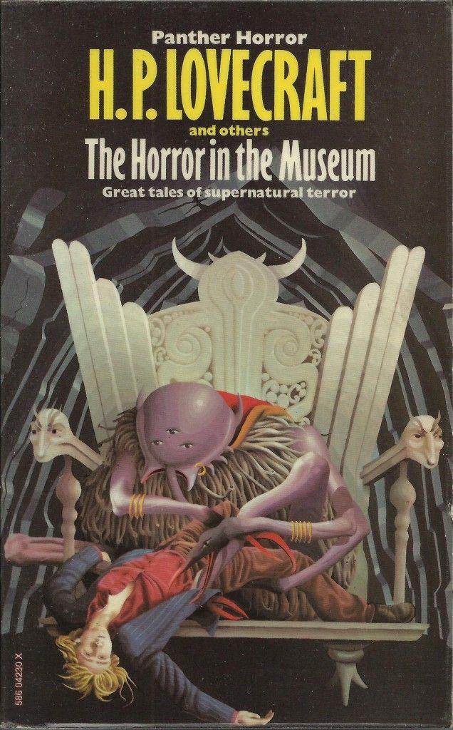 06 -horror museum- Bob Fowke