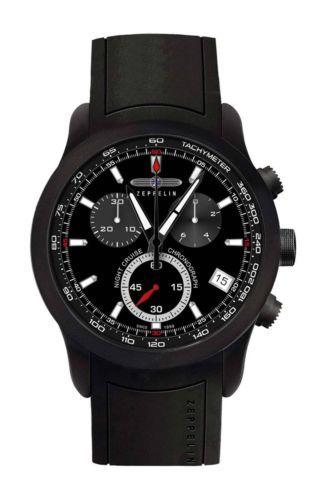Zeppelin-7290-2-Watch-Mens-Watch-Chronographs-Aviator-Watch-New