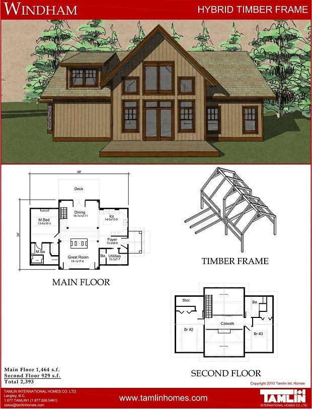 Plans Below 2500 Sq.Ft   ideas for cabin   Pinterest   West coast ...