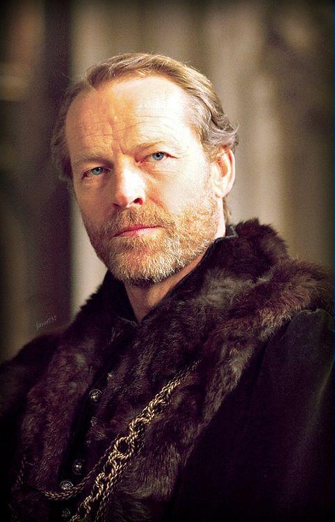 Jorah Mormont played by Iain Glen - Game of Thrones