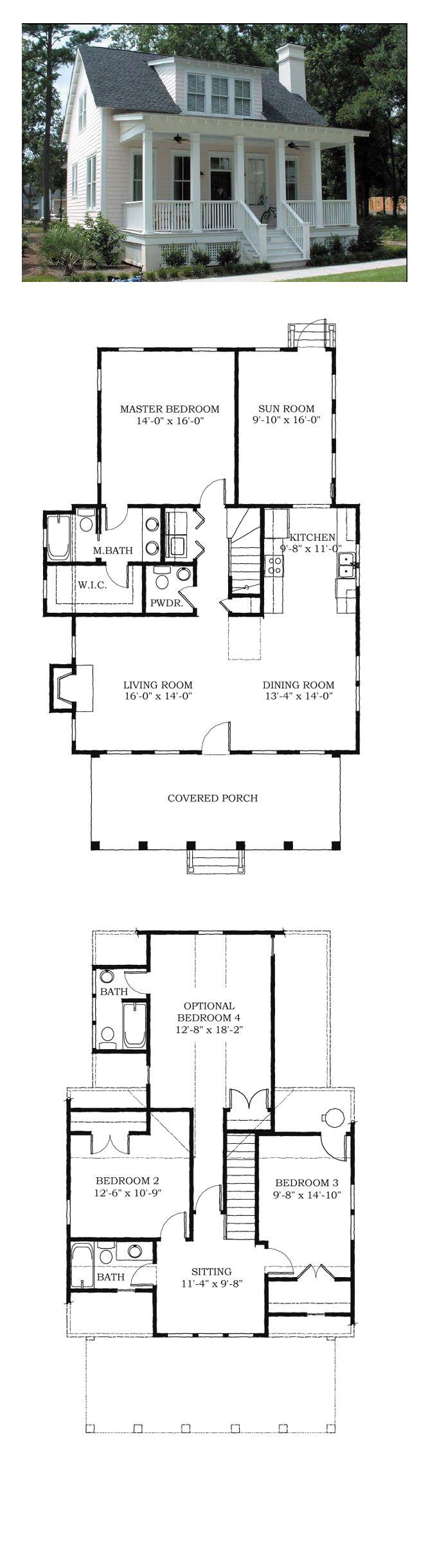 best floor plans for building a home images on pinterest