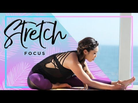 This is going to be one of the most relaxing, body-opening stretch routines you've ever done. Not only will I show you how to get more flexible in your legs, your hips, your back, your chest, and all tight areas of your body, you'll be listening to the natural sounds of the ocean as you work on your flexibility too. Wind down with me in this Stretch & Flexibility Focus video - part 6 of the 6-Week Body Toning Bootcamp! You can use this as a cool down after ANY workout.