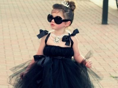 this is so like someone I know!!: Tutu Costumes, Little Girls, Audrey Hepburn Costumes, Halloween Costumes, Future Daughters, Tiffany'S Costumes, Minis Audrey, Costumes Ideas, Tiffany Costumes