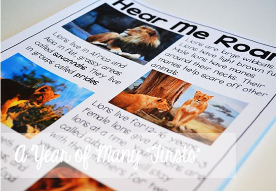 """AWESOME non-fiction text """"mini-articles""""...perfect for primary students"""