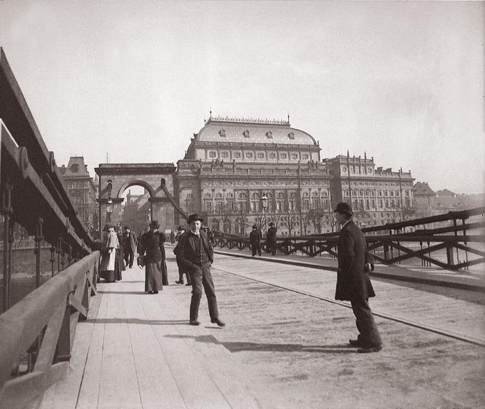 20 Photos of Prague from 1878-1918