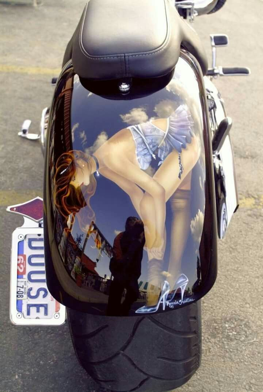25 Best Ideas About Motorcycle Paint Jobs On Pinterest