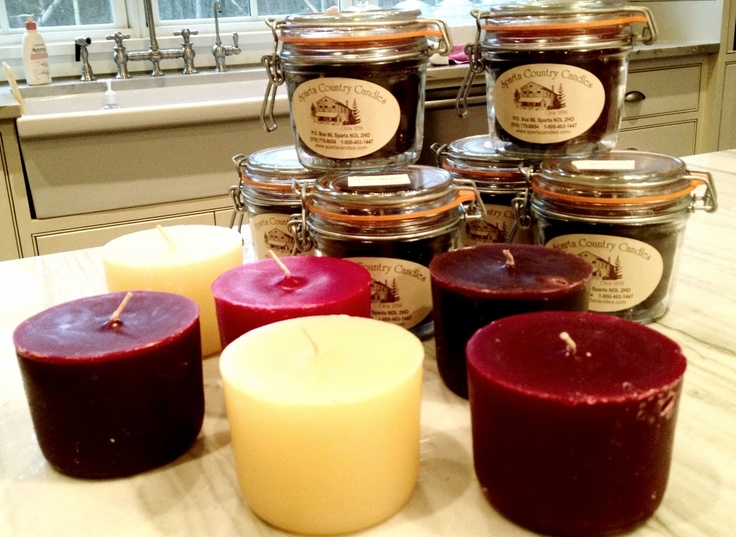 Sparta Country Candles ****Best smelling candles ever
