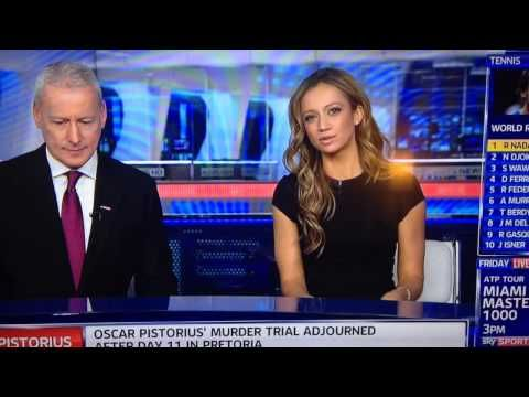 Kate Abdo messing up her lines - http://maxblog.com/1839/kate-abdo-messing-up-her-lines/