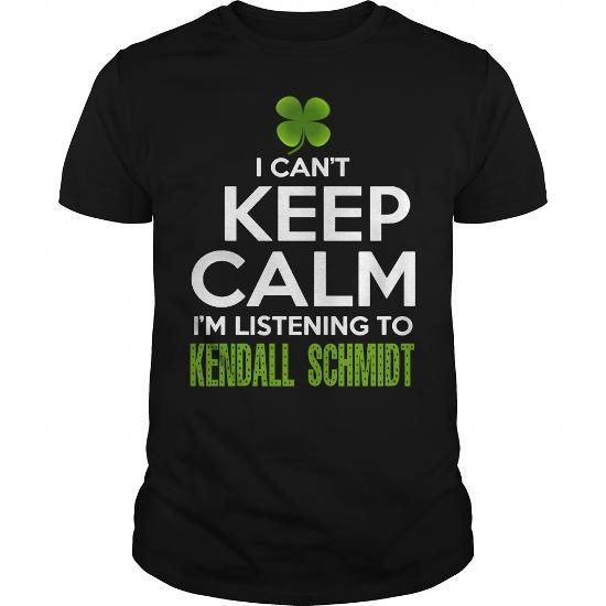 I Love KENDALL SCHMIDT Patricks Day 2017 T shirts