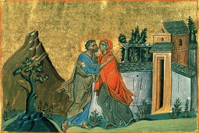 Akathist to Saints Joachim and Anna, the Ancestors of God | MYSTAGOGY RESOURCE…