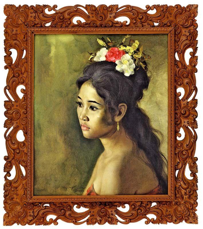 Dullah - Balinese Girl