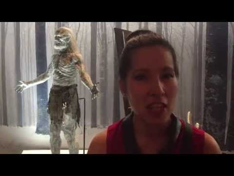 Game of Thrones Exhibition - Madrid - YouTube. Find out what it's like to be burnt by a dragon, come face to face with a white walker and climb the Wall with virtual reality technology!