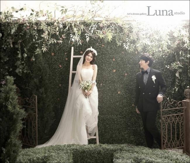 Korea Pre-Wedding Photoshoot - WeddingRitz.com » LUNA Studio 'Olive Juice' Sample ( Korea pre-wedding photos )
