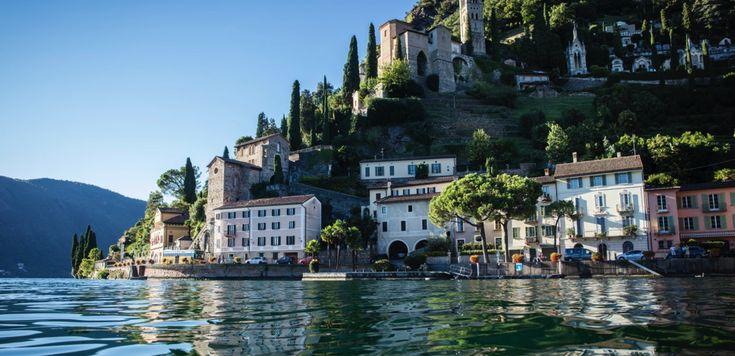 Morcote ? il pi? bel villaggio della Svizzera 2016!