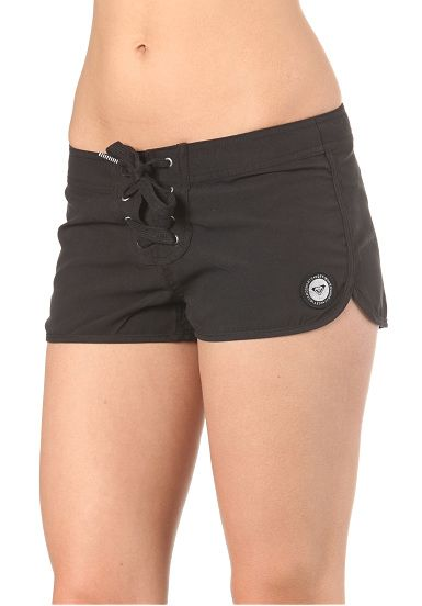 Roxy Morning Session Boardshort - Short de bain pour Femme - Noir - Planet Sports