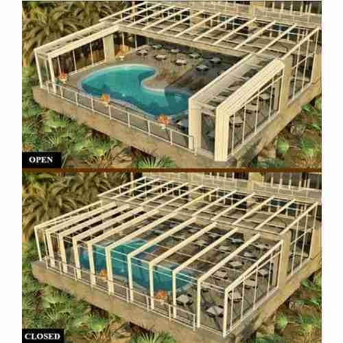 indoor/outdoor pool: Outdoor Dreams, Pool Ideas, Outdoor Living, House Ideas, Dream House