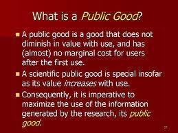 #Public #Good