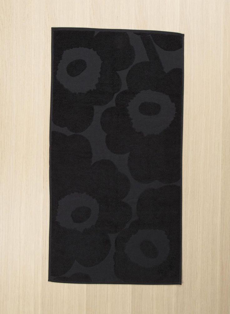 Unikko Pinta  -käsipyyhe 50x100 cm
