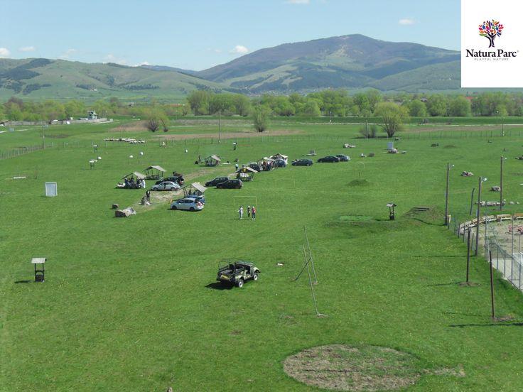 zona de picnic de la Natura Parc