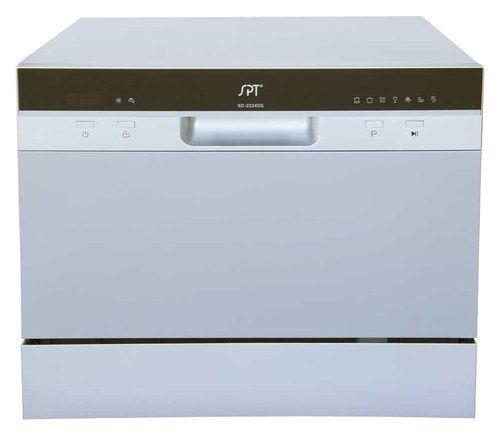 Spt Countertop Dishwasher Youtube : SPT 22