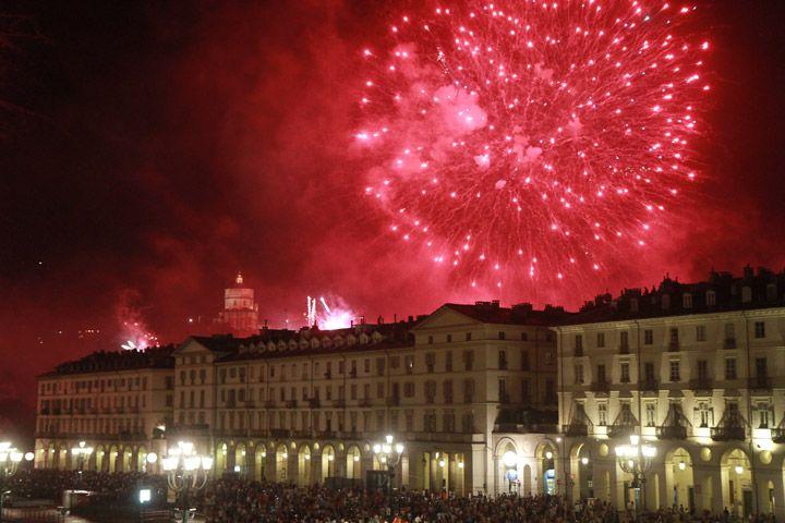 San Giovanni fuochi d'artificio