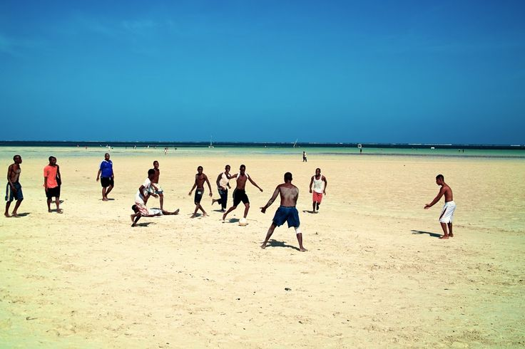 Jamhuri Beach, Mombasa