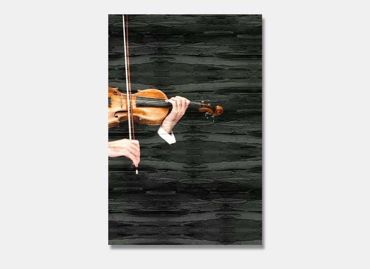 Luscious Sound Digital Canvas Painting 24x36 Price INR