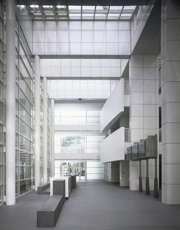 Пост почитания Ричарда Мейера | Архитектура в журнале AD | AD Magazine