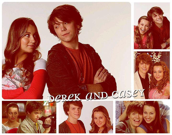 Life With Derek Is it just me or...did you think a romance was going to happen..hmm...I sure thought so..