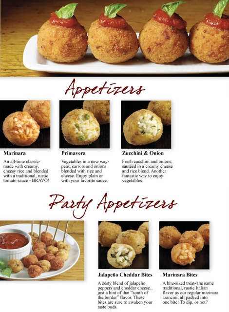 The BEST party appetizer ever! Authentic Italian risotto balls!